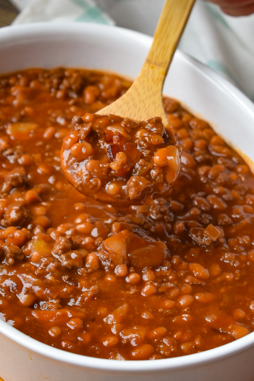 Best Ever Baked Beans Dance Around The Kitchen